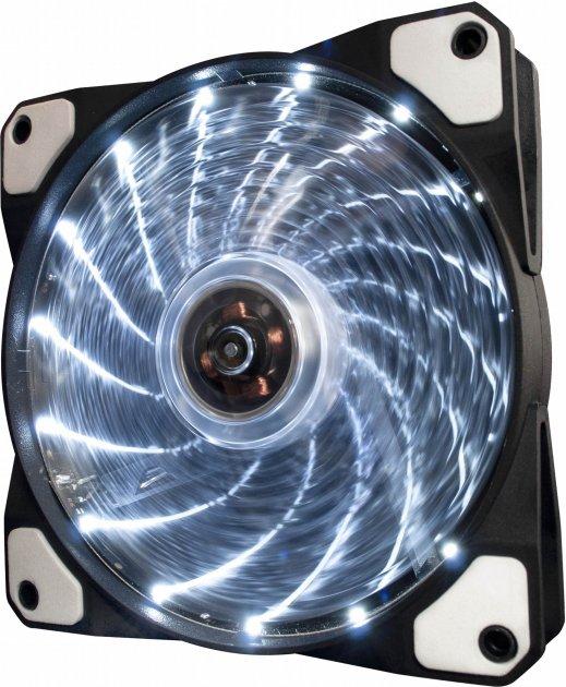 Кулер Frime Iris LED Fan 15LED White (FLF-HB120W15) - изображение 1