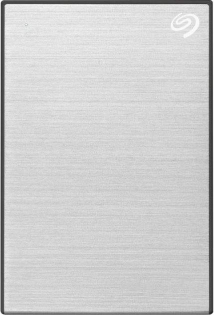 Жесткий диск Seagate One Touch 4TB STKC4000401 2.5 USB 3.2 External Silver - изображение 1