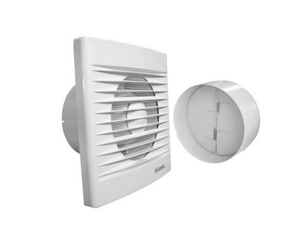 Вытяжной вентилятор Dospel STYL 100 S-P (007-0001PR) - изображение 1
