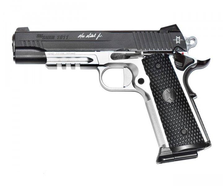 Пістолет пневматичний Sig Sauer Air 1911BB (1625.01.36) - зображення 1