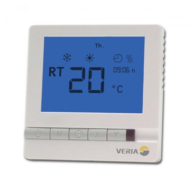 Терморегулятор Veria Control сенсорный 189B4060 - изображение 1
