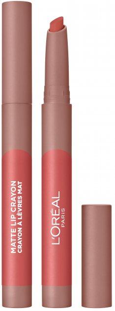 Помада-олівець для губ L'Oreal Paris Matte Lip Crayon відтінок 105 1.3 г (3600523793907) - зображення 1