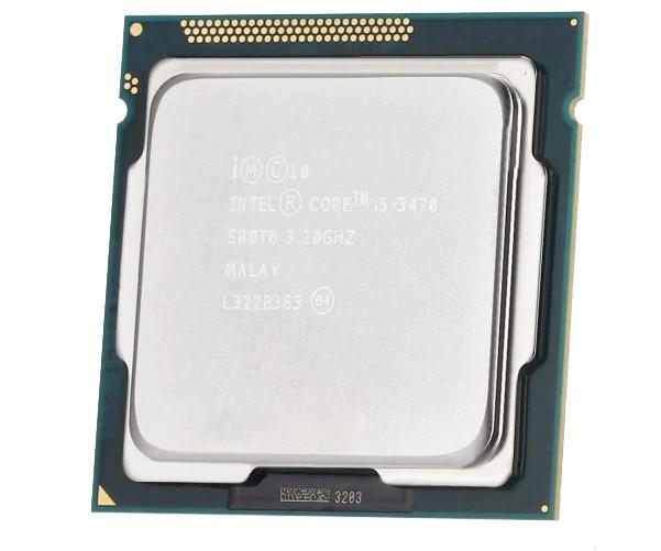Процесор Intel Core i5-3570 3.4 GHz/5GT/s/6MB s1155 - Б/У - зображення 1
