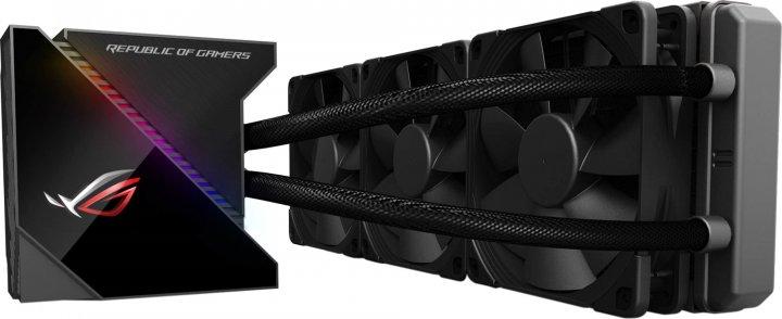 Система рідинного охолодження ASUS ROG Ryujin Aura OLED 360 (ROG-RYUJIN-360) - зображення 1