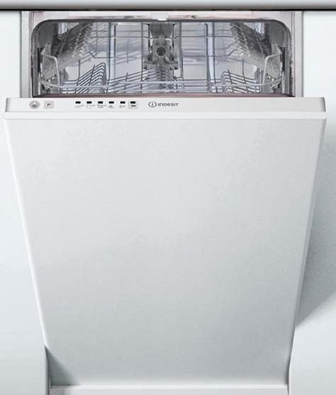 Встраиваемая посудомоечная машина INDESIT DSIE 2B10 - изображение 1