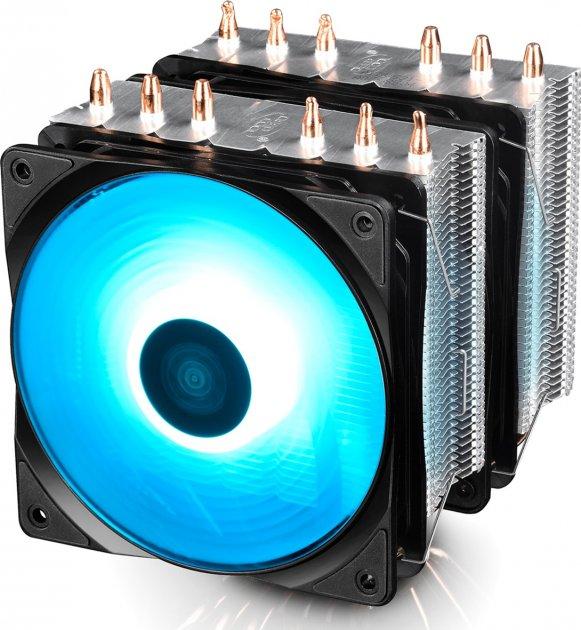 Кулер DeepCool Neptwin RGB - зображення 1