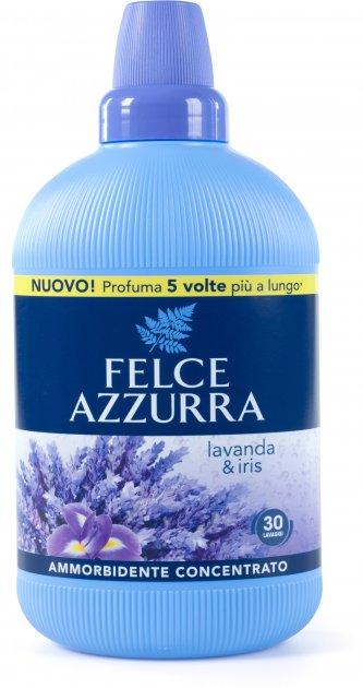 Концентрированный смягчитель для тканей Felce Azzurra Lavanda & Iris 750 мл (8001280030574) - изображение 1