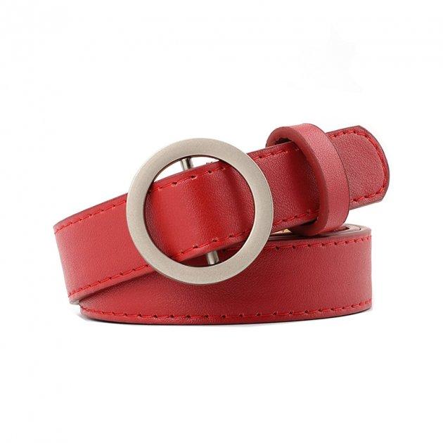 Ремень Aliss Сircle Red - изображение 1