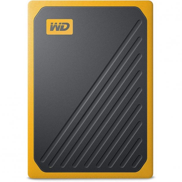 Накопичувач SSD USB 3.0 500GB WD (WDBMCG5000AYT-WESN) - зображення 1