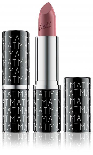 Помада для губ матовая Bell Velvet Mat Lipstick 02 Soft Praline (BL10122) - изображение 1