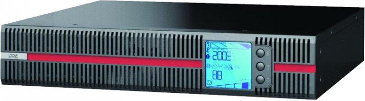 ДБЖ Powercom Macan MRT-1500 RM LCD - зображення 1