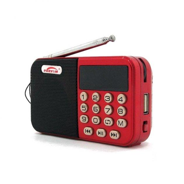 Радіоприймач M-109 PERYOM T-SH57699 - зображення 1