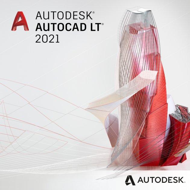 Autodesk AutoCAD LT 2021 Commercial New Single-user ELD Annual Subscription (електронна ліцензія) (057M1-WW7302-L221) - зображення 1