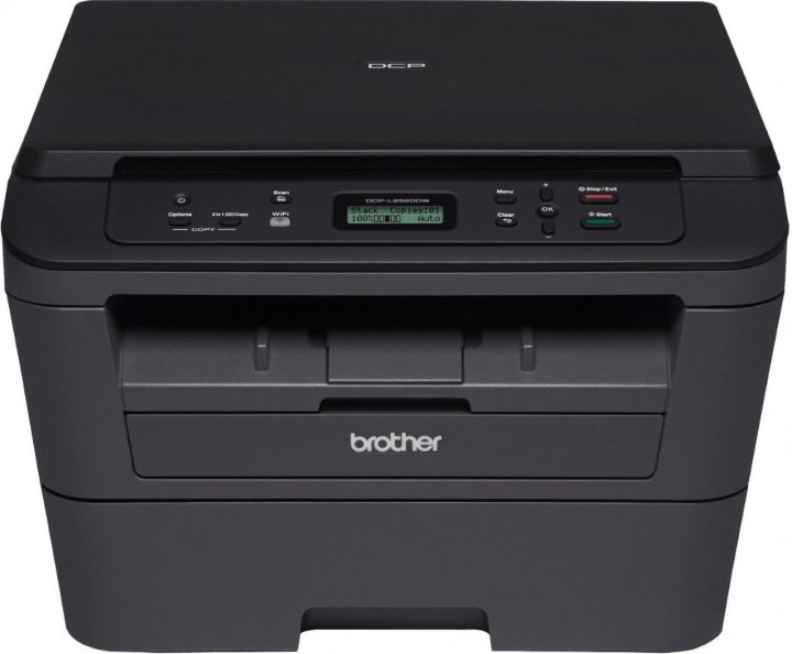 МФУ BROTHER DCP-L2520DWR (DCPL2520DWR1) - изображение 1