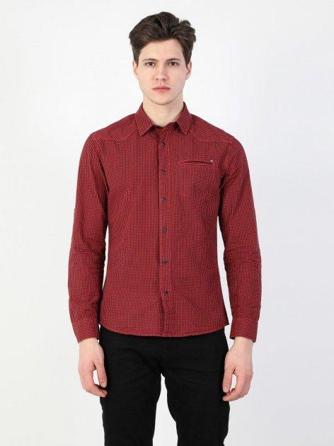 Рубашка Colin's CL1028207RED M (8682240016892) - изображение 1
