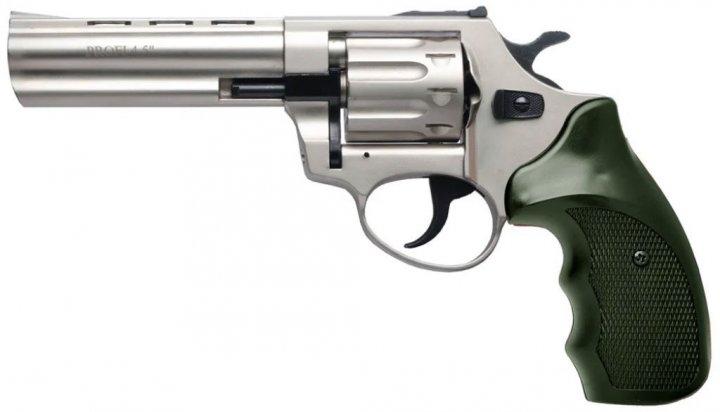 """Револьвер під патрон Флобера PROFI-4.5"""" сатин/пласт - зображення 1"""