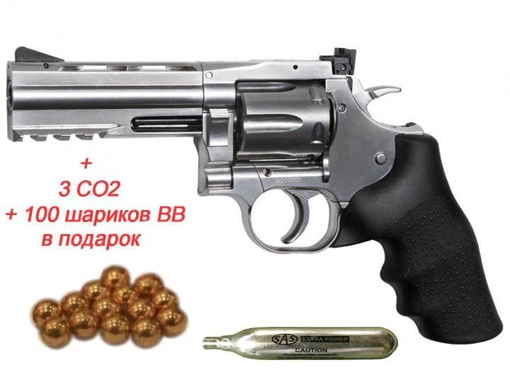 Револьвер пневм. ASG DW 715 Pellet (18612) - зображення 1