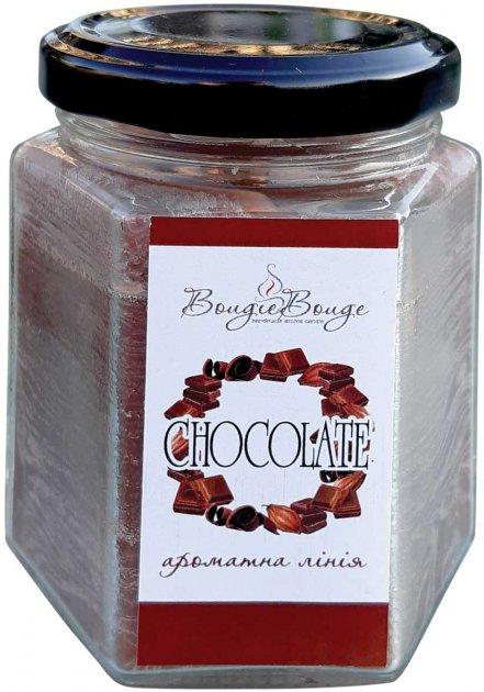 Свеча Scorpio Chocolate 145 г (4820007584695) - изображение 1
