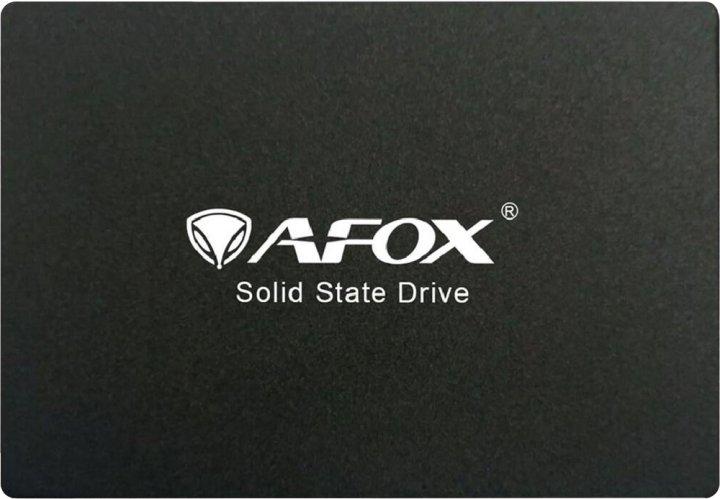 "AFOX 120GB 2.5"" SATAIII TLC (AFSN8T3BN120G/SD250-120GN) - изображение 1"