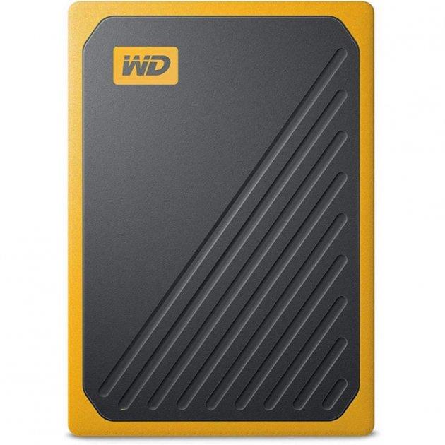 Накопичувач SSD USB 3.0 Western Digital 500GB (WDBMCG5000AYT-WESN) - зображення 1