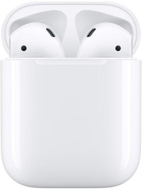Наушники Apple AirPods with Charging Case (MV7N2RU/A) (2-е поколение) - изображение 1