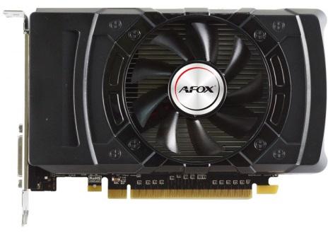 AFOX PCI-Ex Radeon RX 550 2GB GDDR5 (128bit) (1180/6000) (DVI, HDMI, DisplayPort) (AFRX550-2048D5H4) - зображення 1