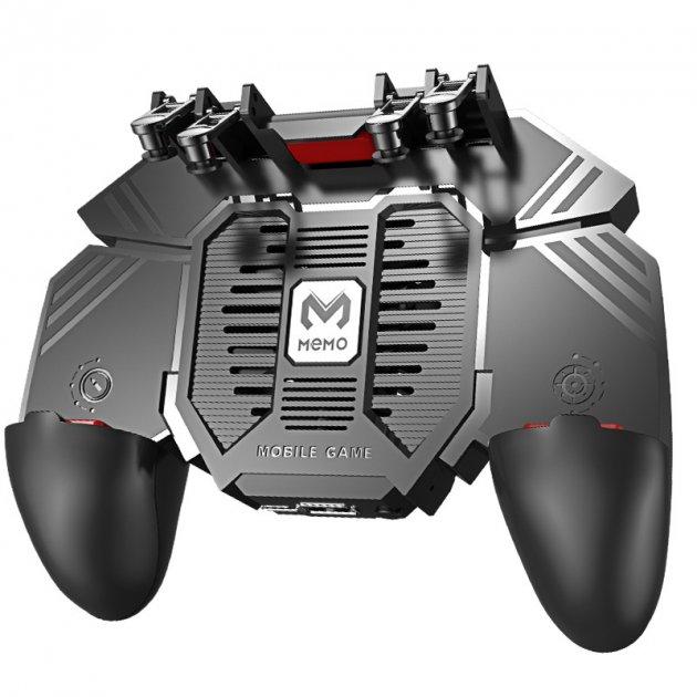 Беспроводной геймпад триггер Shooter Pubg Mobile Ak77 1200 мАч - изображение 1