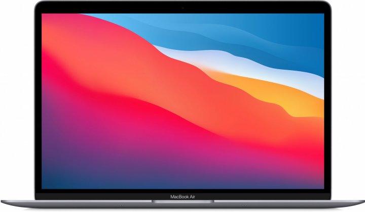 "Ноутбук Apple MacBook Air 13"" M1 256GB 2020 (MGN63) Space Gray - зображення 1"