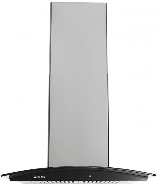 Витяжка WEILOR PGS 6230 SS 1000 LED - зображення 1