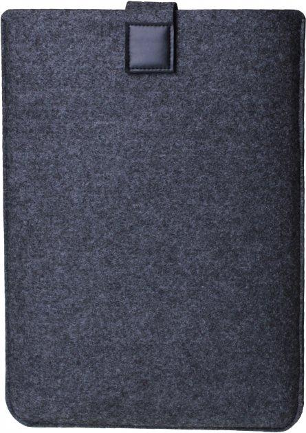 Чехол для ноутбука RedPoint (350 х 245 х15 мм) Grey (РН.02.В.11.00.46Х) - изображение 1