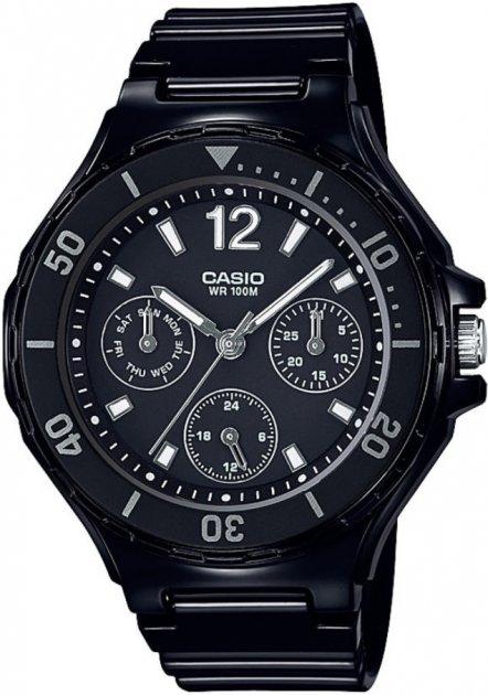 Жіночі годинники Casio LRW-250H-1A1VEF - зображення 1