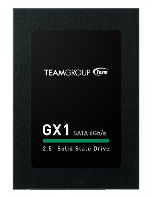 "Team GX1 960GB 2.5"" SATAIII TLC (T253X1960G0C101) - изображение 1"