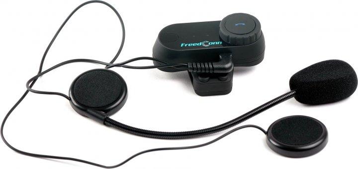 Bluetooth-мотогарнитура для шлема FreedConn T-Com 02 (fdtcm02) - изображение 1