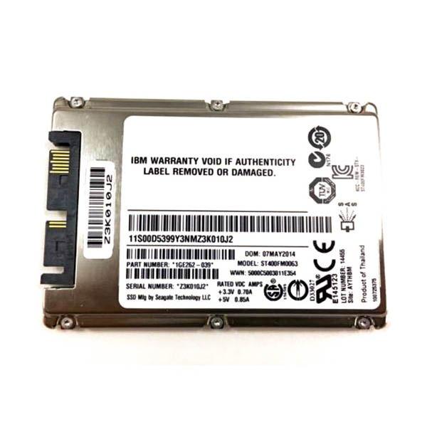 SSD IBM 50GB SSD (43W7729) Refurbished - зображення 1