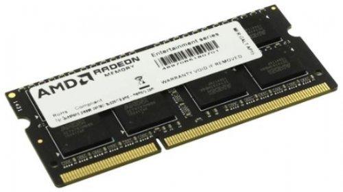 Оперативная память AMD SODIMM DDR3-1600 8192MB PC3-12800 R5 Performance Series (R538G1601S2S-U) - изображение 1