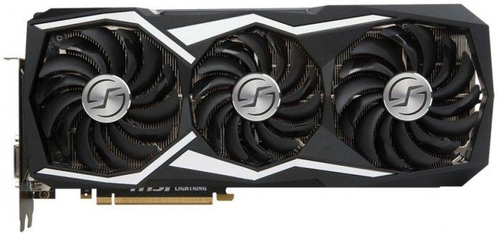 MSI PCI-Ex GeForce GTX 1080 Ti Lightning Z 11GB GDDR5X (352bit) (1607/11124) (DVI, 2 x HDMI, 2 x DisplayPort) (GTX 1080 Ti LIGHTNING Z) - изображение 1