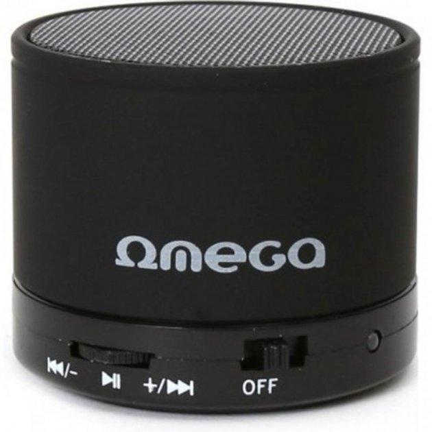 Акустическая система OMEGA Bluetooth OG47B black (OG47B) - изображение 1
