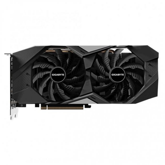 Відеокарта GIGABYTE GeForce RTX2060 6144Mb WINDFORCE (GV-N2060WF2-6GD) - зображення 1