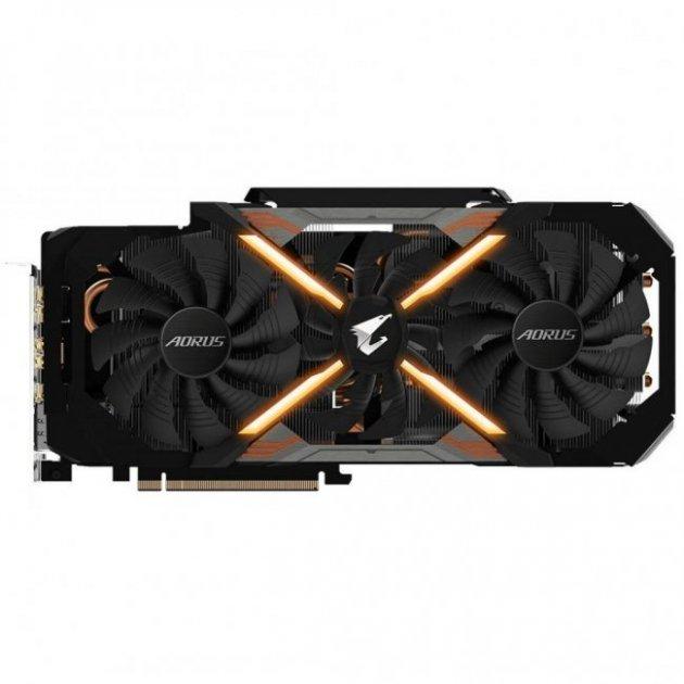 Відеокарта GIGABYTE GeForce RTX2060 6144Mb AORUS XTREME (GV-N2060AORUS X-6GC) - зображення 1