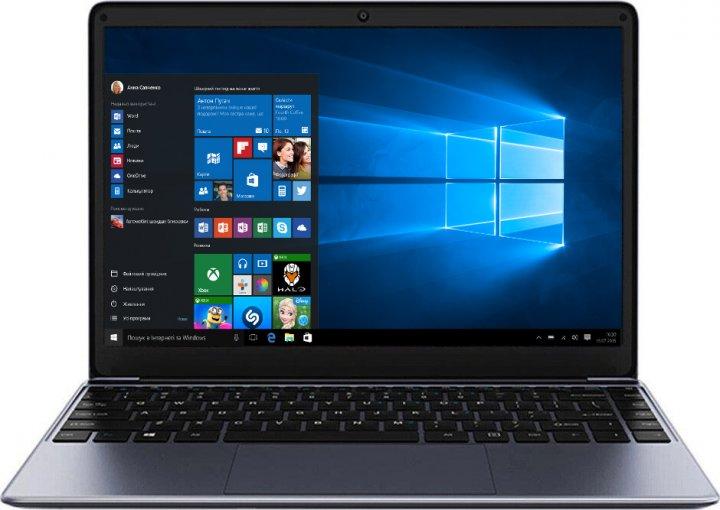 Ноутбук Chuwi HeroBook Pro 14.1 8/256 Grey - изображение 1