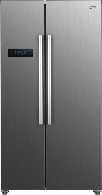 Side-by-side холодильник BEKO GNO5221XP - изображение 1