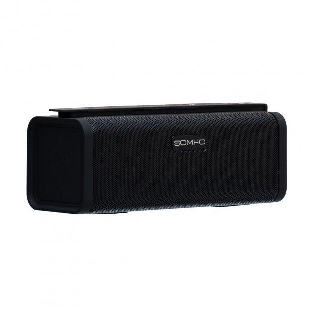 Беспроводная портативная Bluetooth Колонка Type Somho S311 Цвет Чёрный - изображение 1
