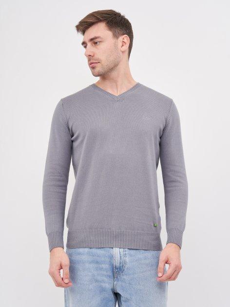 Пуловер Hugo Boss 10397.1 M (46) Сірий - зображення 1