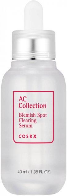 Сыворотка Cosrx AC Collection Blemish Spot Clearing Serum против несовершенств и постакне 40 мл (8809598450561) - изображение 1