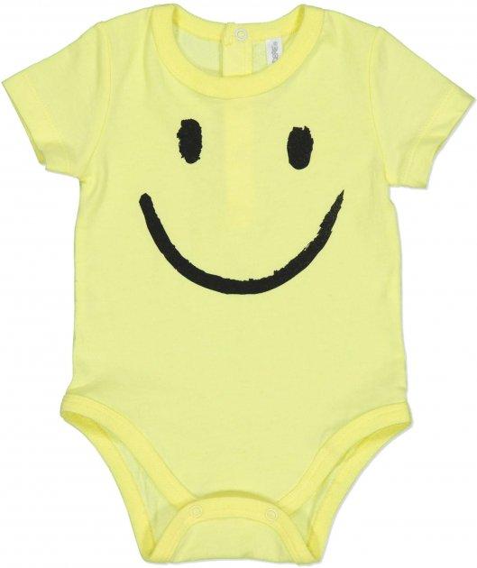 Боди-футболка Idexe' 1M Giallo (969648580035K) - изображение 1