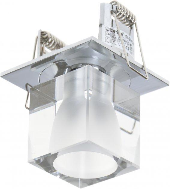 Світильник точковий Brille HDL-G100 SN (163946) - зображення 1
