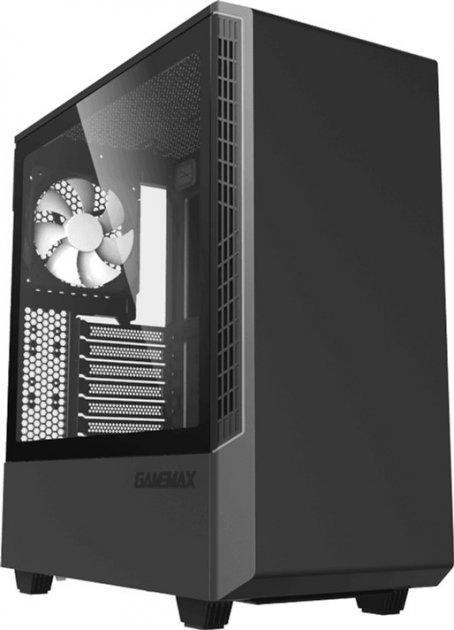 Корпус GameMax Panda Eco Black - изображение 1