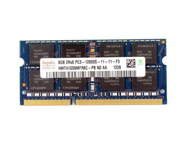 пам'ять Hynix DDR3 SO-DIMM 8Gb 1600 C11 ( HMT41GS6MFR8C-PB ) 1.5 v - зображення 1