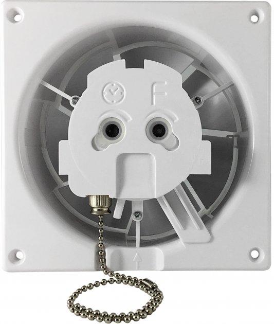 Вытяжной вентилятор AIRROXY dRim 100 PS BB - изображение 1