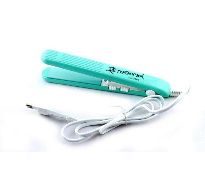 Утюжок щипцы для волос ProGemei Gm-2986 Turquoise (bks_02021) - изображение 1